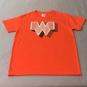 Big W Texas WHATABURGER t-shirt.